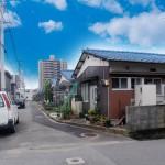 平岡借家(東側10棟)